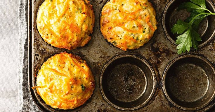 Keep the kids' lunchbox tasty with these vegetable muffins. The honey gives thema nice sweet touch!