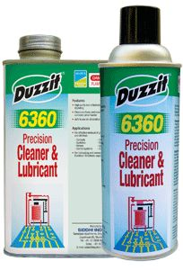 6360 - Precision Cleaner