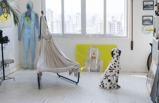 O universo do artista plástico Felipe Morozini em A Moda da Casa