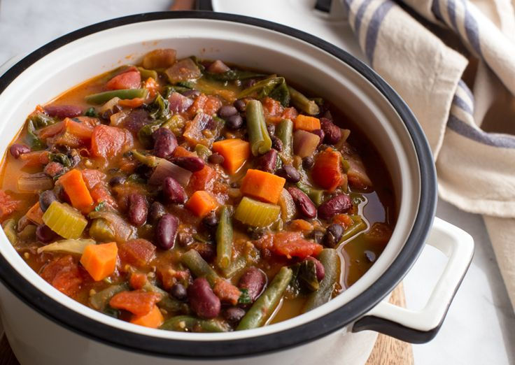 Take our quiz to find out if inflammation has stalled your weight loss -- and then make this quick, hearty I-Burn Harvest Minestrone to get your body back on track! Try it with spinach or chard for D-Burn; this versatile soup works for Phase 1 (no oil) and Phase 3, too. Get the quiz (and the recipe) on our blog.