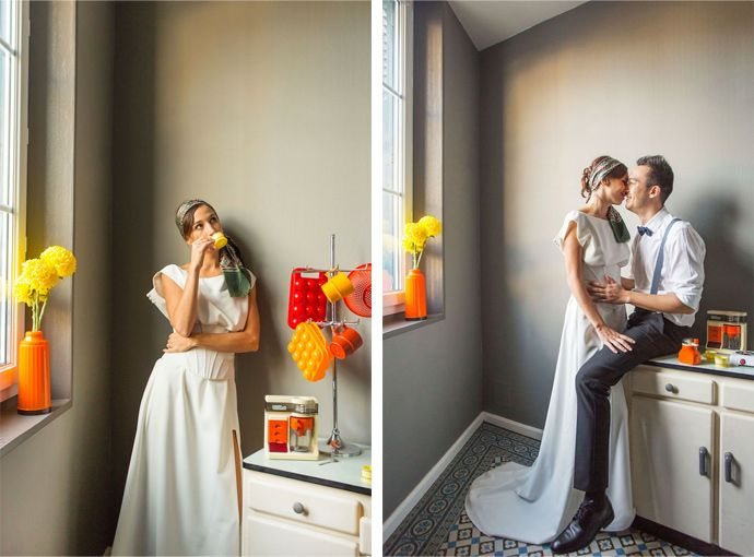 Shooting d'Inspiration seventies - Ma vie de Bohème   Crédits: Gaëlle Gonzalez   Donne-moi ta main - Blog mariage