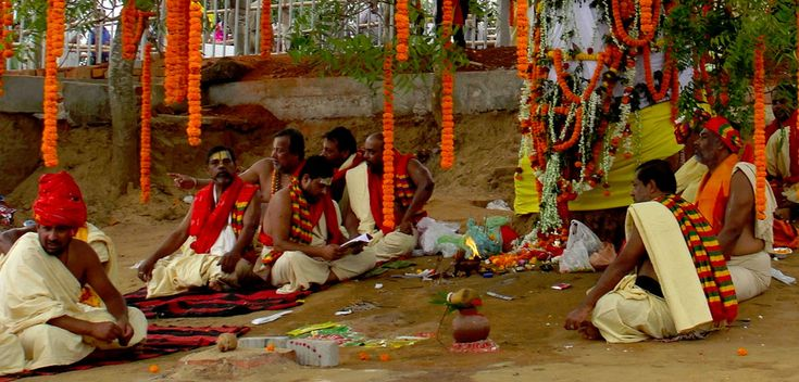 When the gods die, a time to embrace change: Researchers examine the Hindu rituals of Nabakalebara