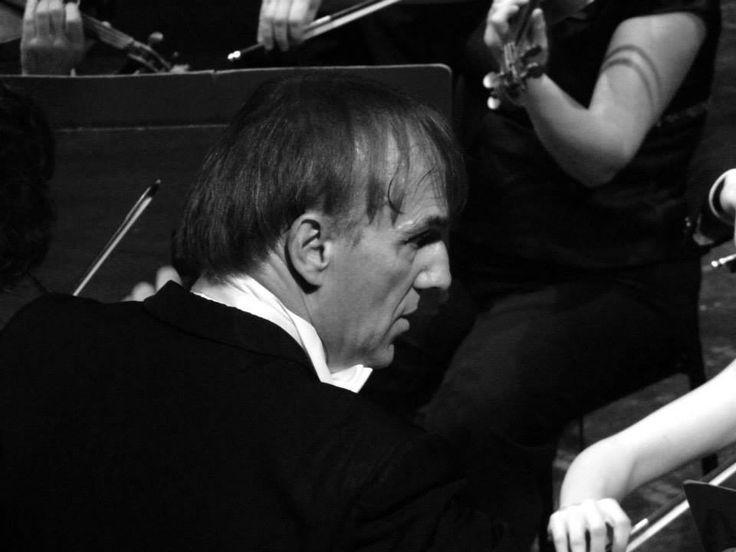 Orchestra Regionale Toscana: Daniel Kawka, direzione, Isabelle Faust, violino,  Umberto Codecà, fagotto (giovedì 15 maggio 2014) http://bit.ly/1iqSJ6u Foto di Giuseppe Flavio Pagano per Radioeco Unipi