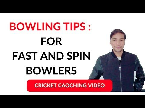Bowling Tips for Fast and Spin | Cricket tips | Fast bowling tips | Spin bowling tips | In Hindi - (More info on: https://1-W-W.COM/Bowling/bowling-tips-for-fast-and-spin-cricket-tips-fast-bowling-tips-spin-bowling-tips-in-hindi/)