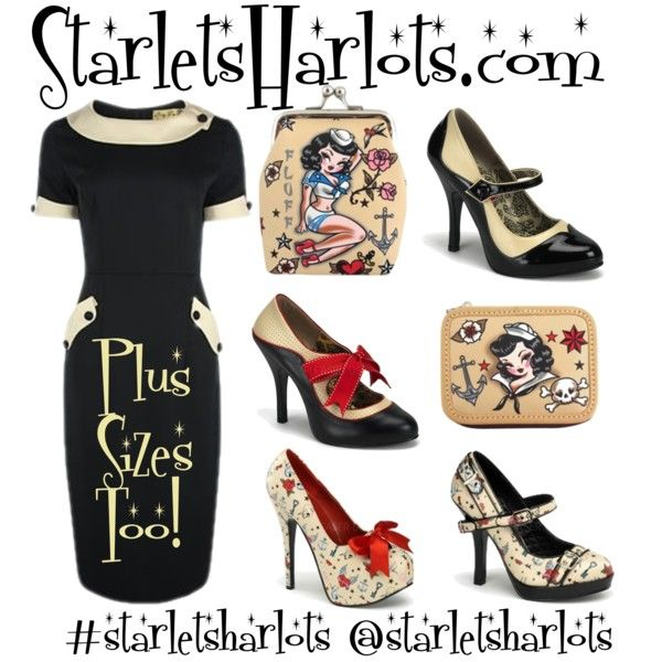 Pin Up Clothing for Photoshoots! SARLETSHARLOTS.COM #pinupgirl #