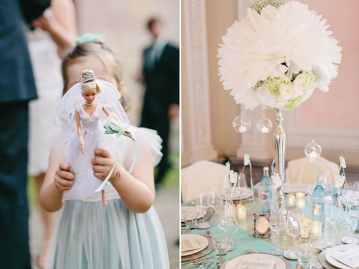 DIY Wedding in mint | Frederike and Dominik