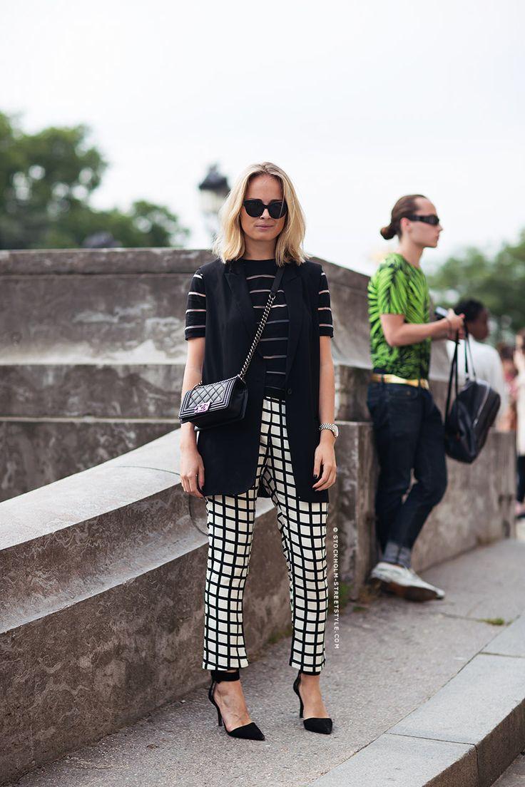 how good are your pants #LizaChloe?! + the rest. Paris.