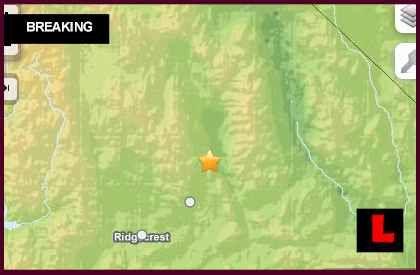 Earthquake Today 2014: California, Oregon, Oklahoma Hit in Morning