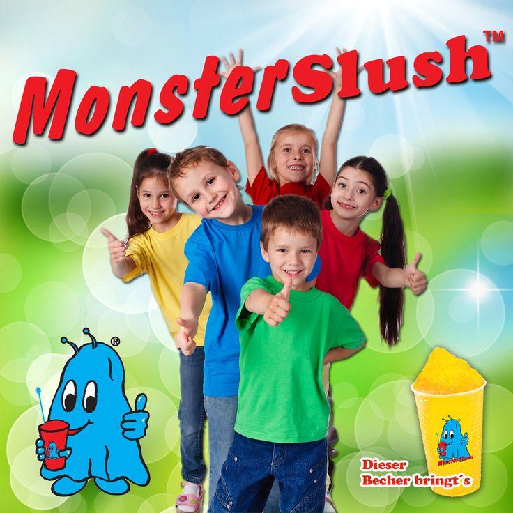 http://www.mrmilli.com/47/Slush-Ice_und_Slush-Maschinen -  Daumen hoch für MonsterSlush – findet nicht nur das Maskottchen Mikki. Auch Kinder und Jugendliche sind begeistert vom fruchtig leckeren Slush in verschiedenen Geschmacksvarianten.