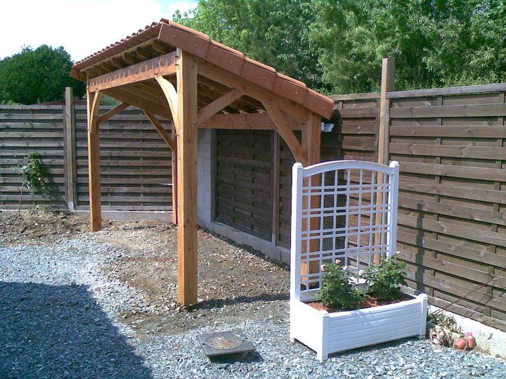 Meer dan 1000 idee n over abri bois op pinterest abri de jardin bois abri - Abri pour ranger le bois de chauffage ...