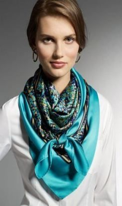 31+ Ideas How To Wear Pashminas Shawl Silk Scarves For 2019