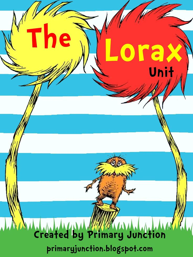 Primary Junction: The Lorax