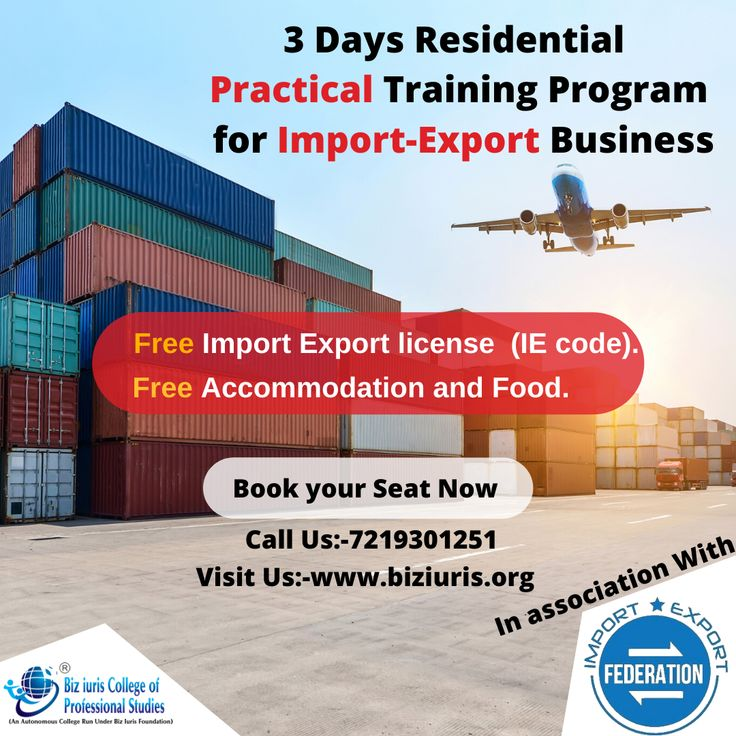 Start your own Import Export Business in 3 days. in 2020
