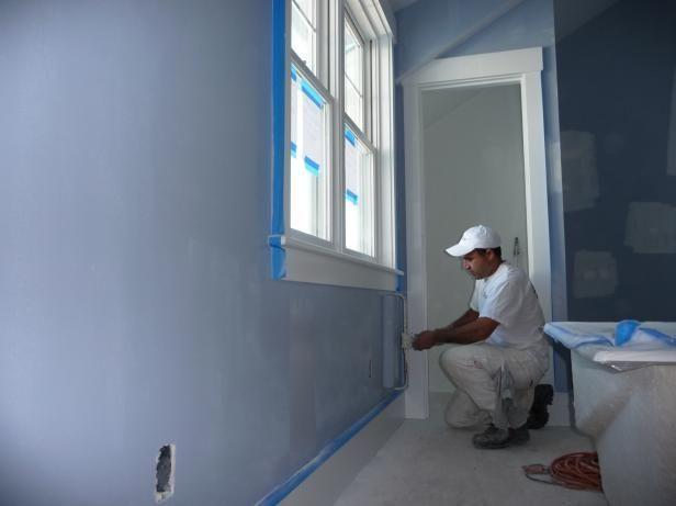 HGTV.com explains the benefits of mold-resistant paint.