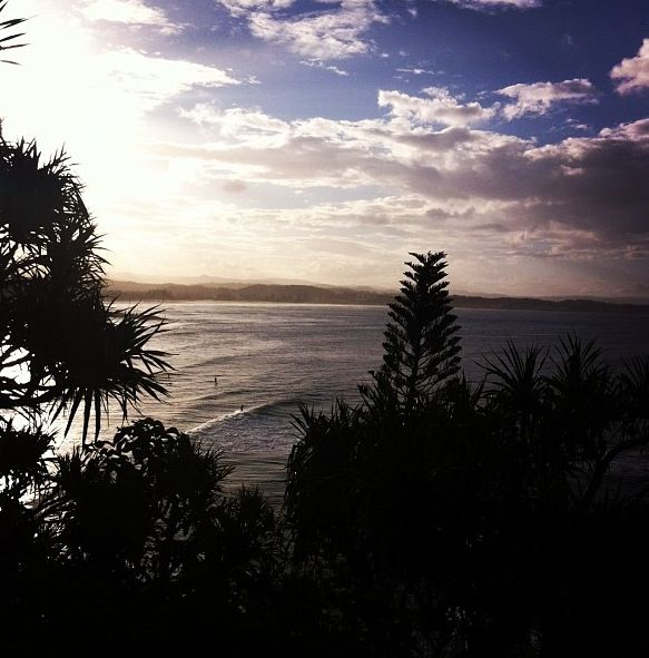 The best wave in the world #snaperrocks #coolangatta #goldcoast #australia