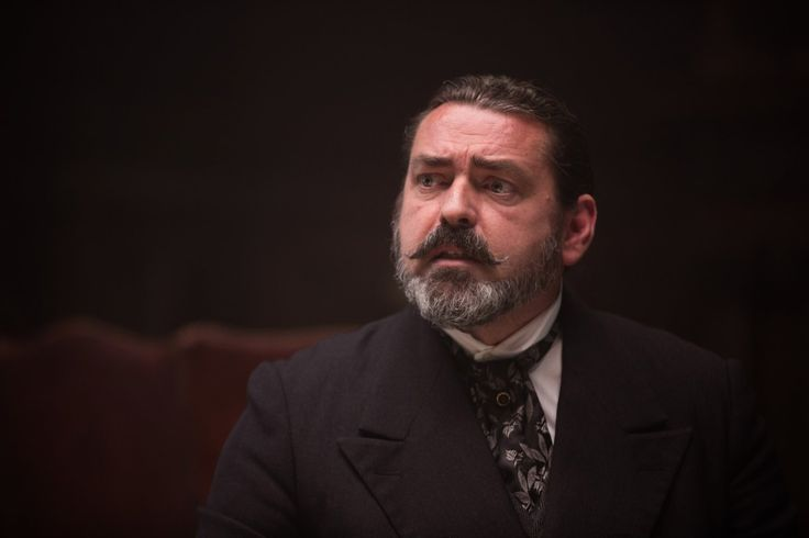 Angus MacFadyen in The Lost City of Z (1)