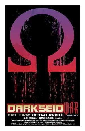 "Darkseid Justice League #45"" preview"
