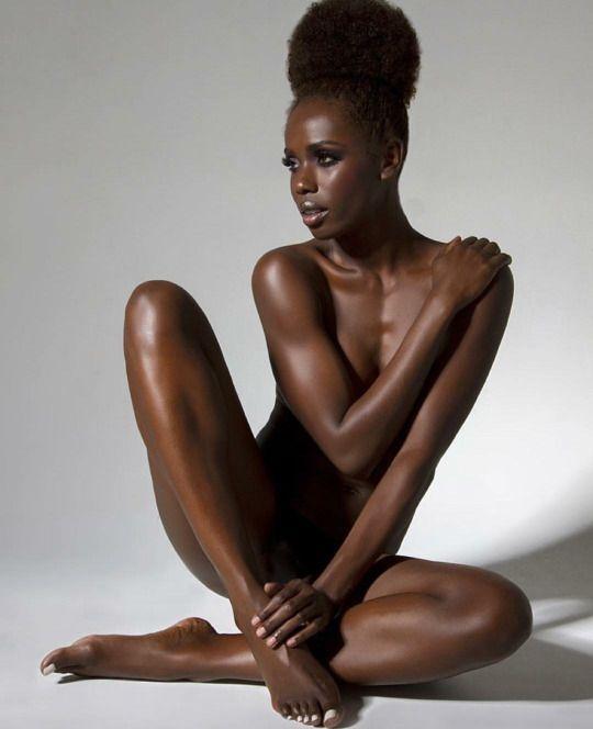 dark skin anal