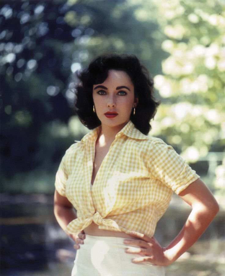 Elizabeth Taylor | Elizabeth Taylor's Photos is Displaying Here