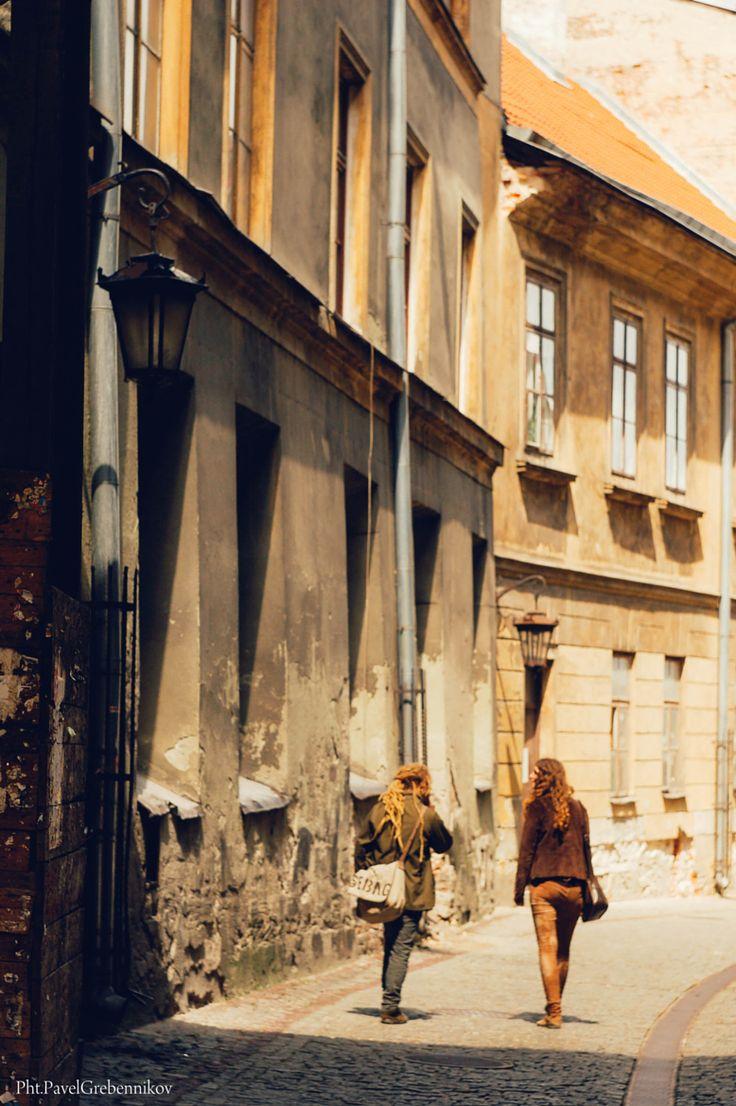 Photograph Old school by Pavel Grebennikov on 500px Lublin, Poland
