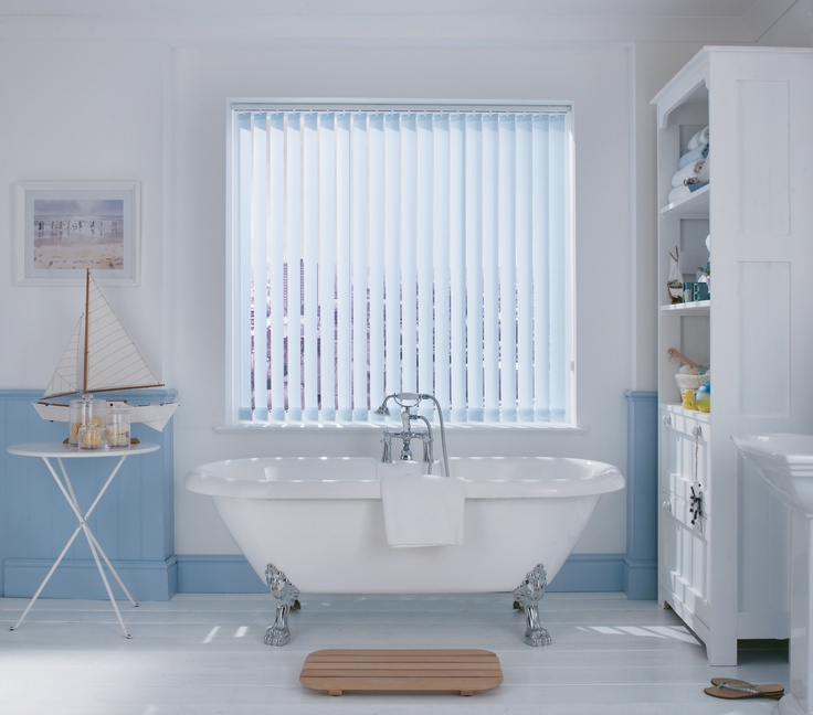 #Vertical #Blinds give the perfect balance of light & design