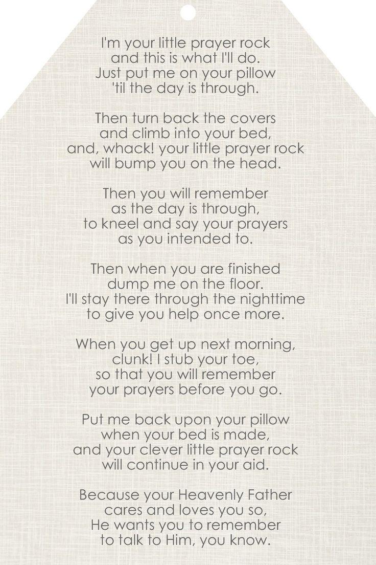 1000+ ideas about Prayer Rocks on Pinterest | Good jokes ...