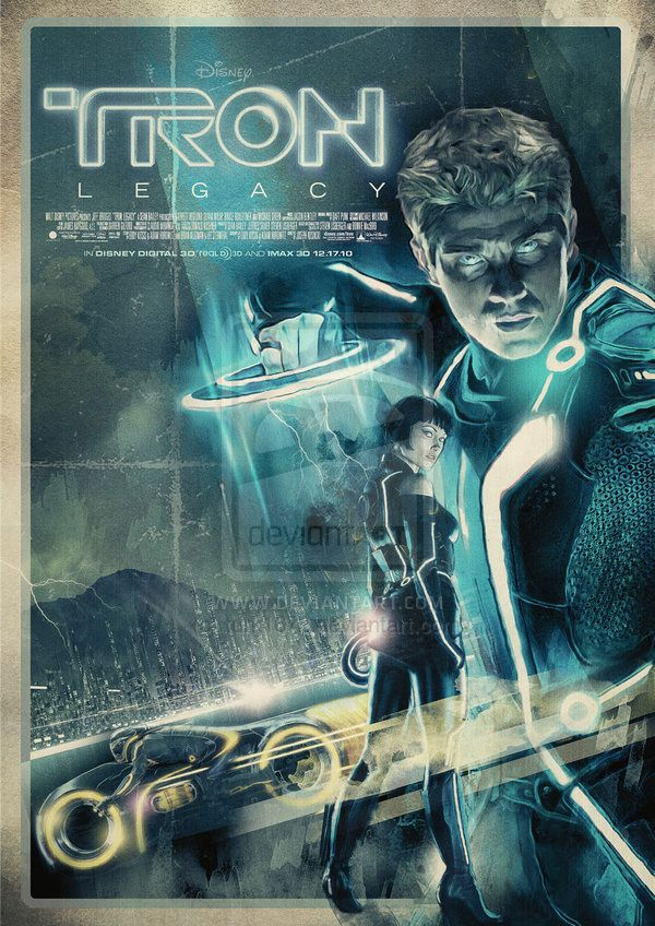 Tron Legacy by turk1672