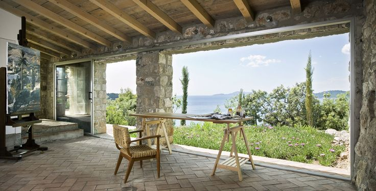 17 best images about old stone house on the adriatic coast - Renovation maison ancienne avant apres ...