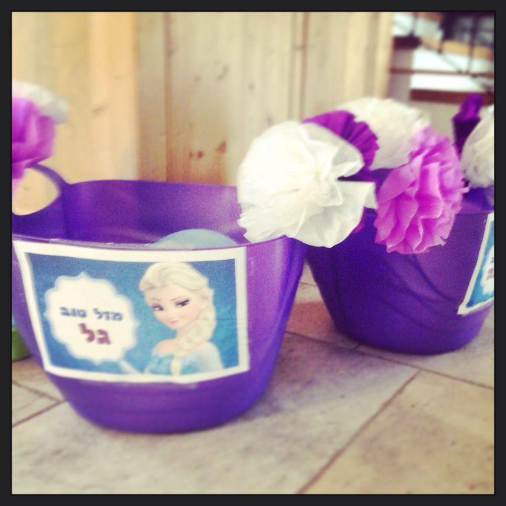 Elsa gift basket