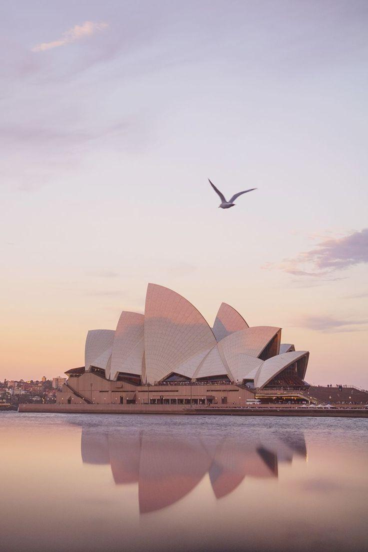The Sydney Opera House in Photographs – Sydney, Australia