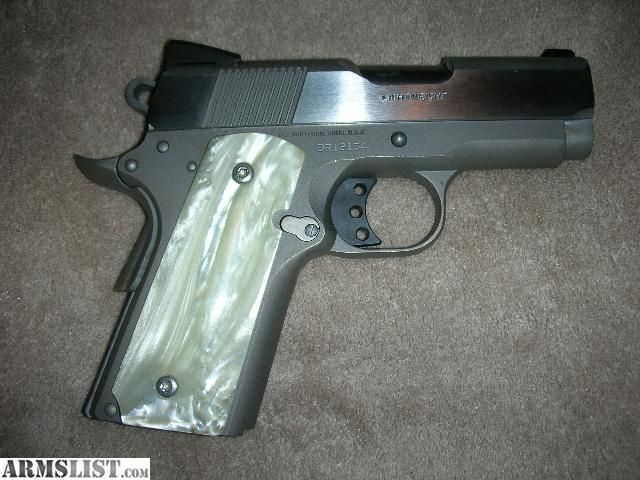 Colt 45 Texas Defender | For Sale/Trade: COLT DEFENDER 45 STAINLESS Find our speedloader now!  http://www.amazon.com/shops/raeind