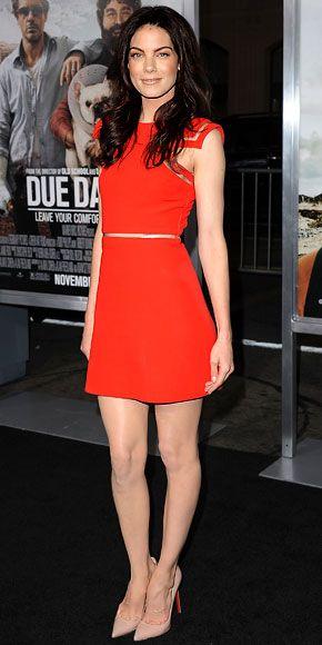 Michelle Monaghan in Versace