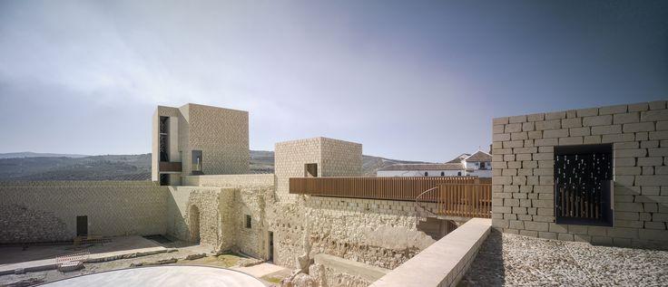 Restauro Castelo de Baena / José Manuel López Osorio