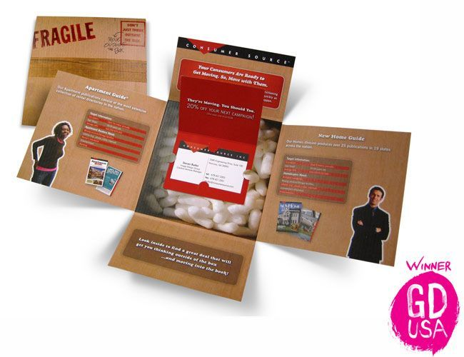 Image result for direct mail design package