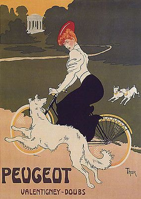 Dogs giving chase: I hate it when this happens while I'm riding my bike. I guess some things never change.