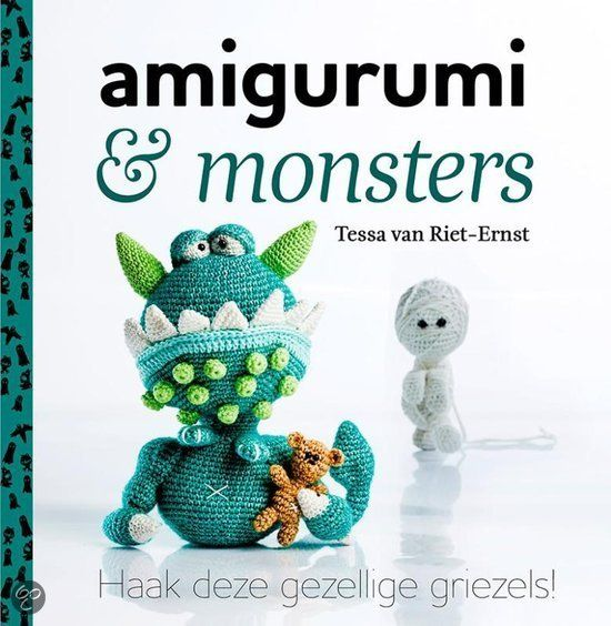 Amigurumi en monsters