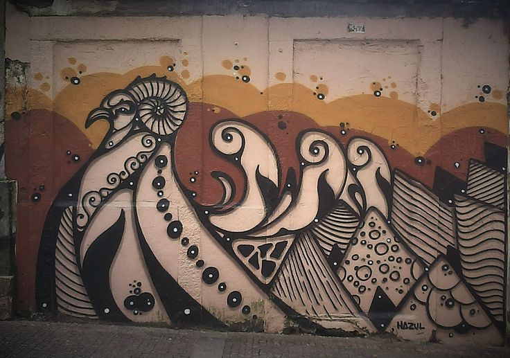 Porto Street Art - Miguel Bombarda