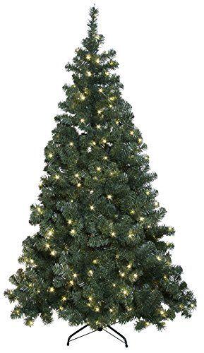 Vintage Best Season LED Weihnachtsbaum Ottawa beleuchtet outdoor