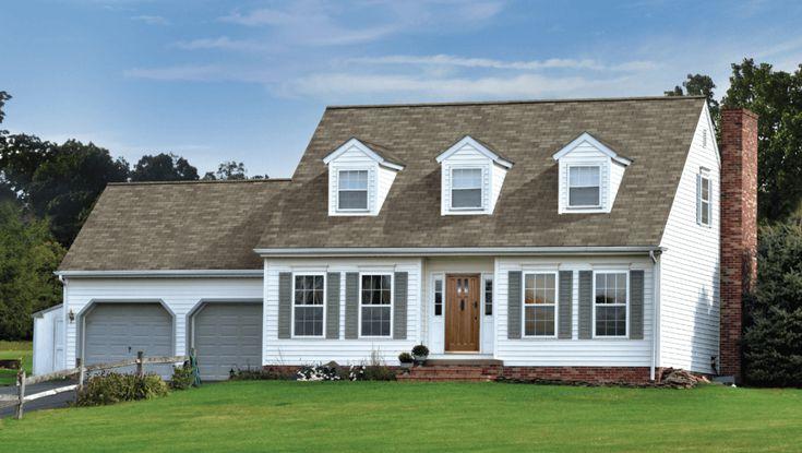 Best Gaf 3 Tab Royal Sovereign Shingles Modern Farmhouse 400 x 300