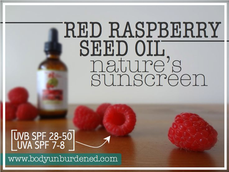 Red raspberry seed oil is jam-packed with skin-loving goodies, including natural SPF! + get 10% off my favorite brand until 7/3