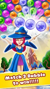 Witch Bird Pop: Bubble Shooter  New truly fun and addictive bubble shooter