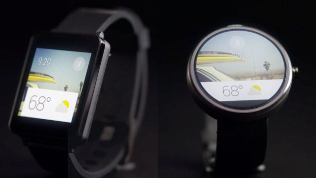 Google Just Revealed The First Decent Smartwatch Interface | Co.Design | business + design