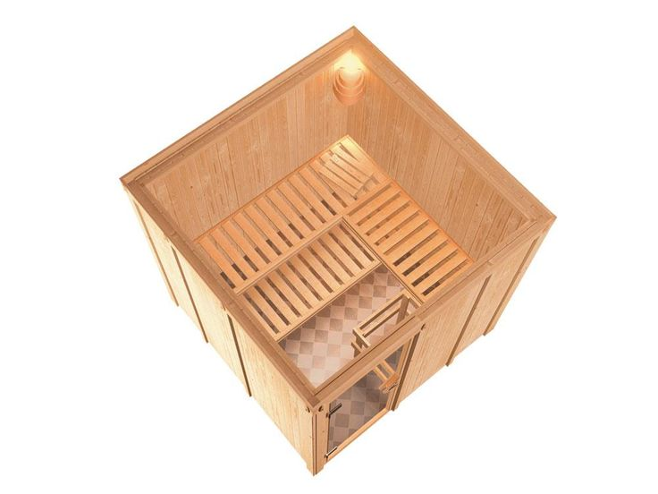 Komplett Neu Die besten 25+ Sauna bausatz Ideen auf Pinterest   Sauna-Design  DD54
