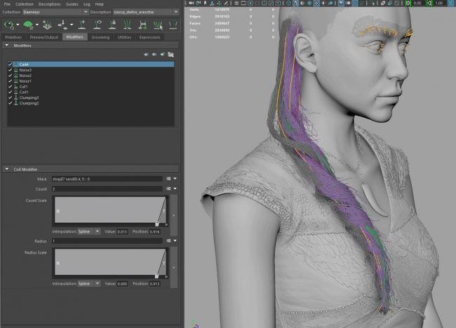Making of Daenerys Targaryen by Daniele La Mura - article |CGSociety http://www.cgsociety.org/news/article/2429/making-of-daenerys-targaryen-with-daniel-la-mura/?edit=true