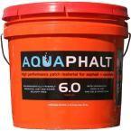 Aquaphalt 3.5 Gal. Permanent Asphalt Repair Patch Black