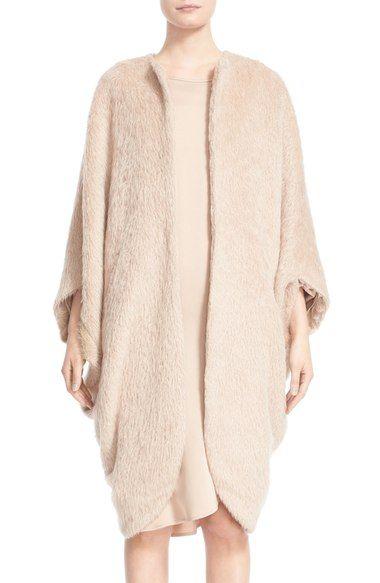 Zero + Maria Cornejo 'Koya' Alpaca & Wool Coat available at #Nordstrom