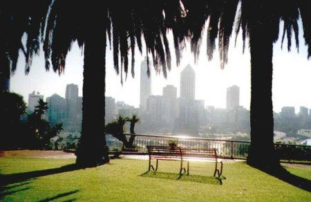 Kings Park, West Perth Western Australia. Although this is probably more of a family thing its nice to come up here and have a great view of the Swan River and Perth City itself. Either bring a picnic/BBQ or bring money for one of the many cafes/restaurants in the park. No entry fee but we are taking $30 for food just to be safe.