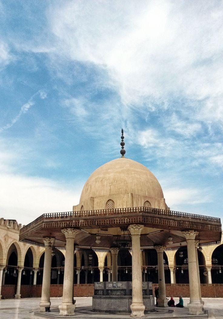 Amr Ebn Elaas Mosque  مسجد عمرو بن العاص