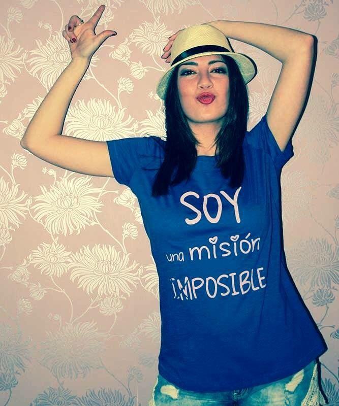 Así soy, una misión imposible 😍, te atreves ??? 😎