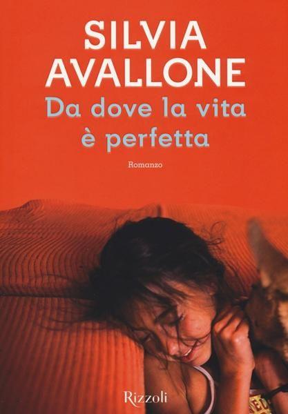 Silvia Avallone, lo strazio di separarsi dalla bambina che nascerà